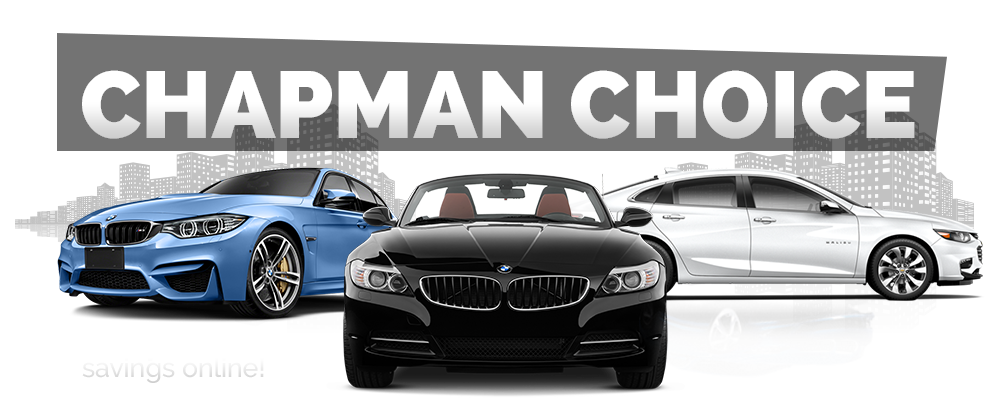 Chapman Automotive Group New Amp Used Car Dealers In