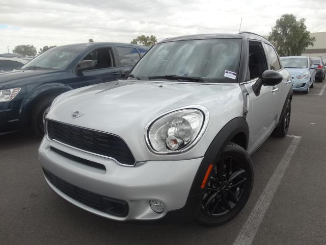 2011 mini cooper countryman s manual turbo in las vegas. Black Bedroom Furniture Sets. Home Design Ideas