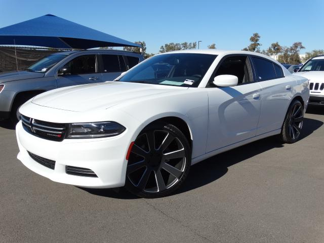 2015 Dodge Charger Se In Las Vegas Stock 61626