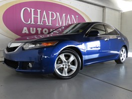 View the 2009 Acura TSX