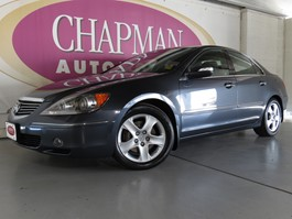 View the 2005 Acura RL