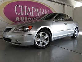 View the 2006 Acura RL