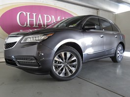 View the 2014 Acura MDX