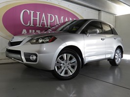 View the 2011 Acura RDX