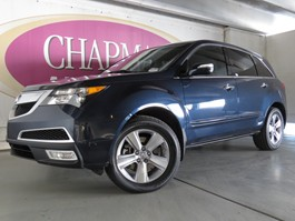 View the 2011 Acura MDX