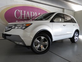 View the 2008 Acura MDX