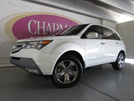 View the 2007 Acura MDX