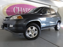 View the 2006 Acura MDX