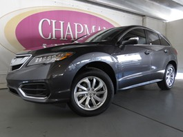 View the 2016 Acura RDX