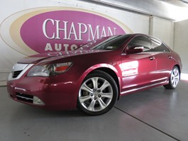 View the 2009 Acura RL