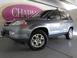 View the 2001 Acura MDX