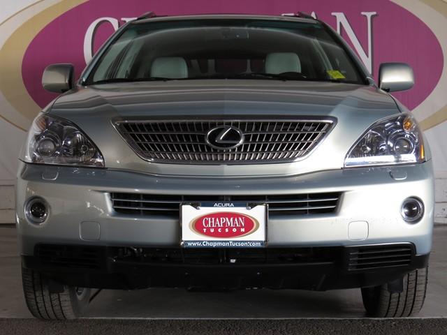 2008 Lexus Rx 400h In Tucson Stock A1502490a Chapman