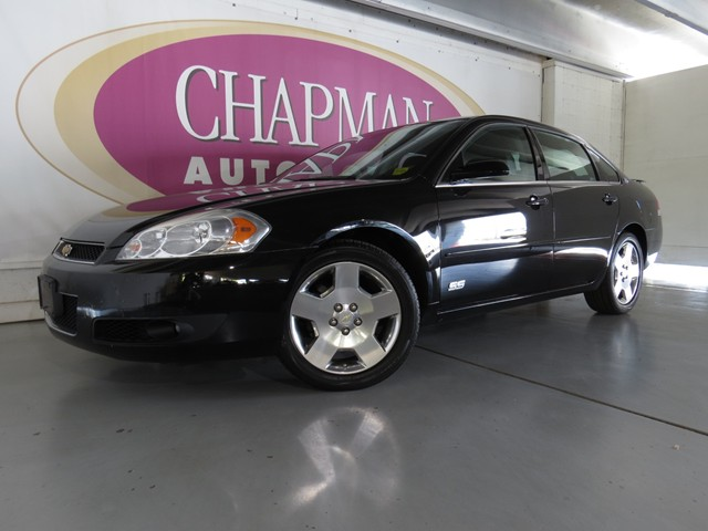 used 2006 chevrolet impala ss stock a1502490c chapman. Black Bedroom Furniture Sets. Home Design Ideas
