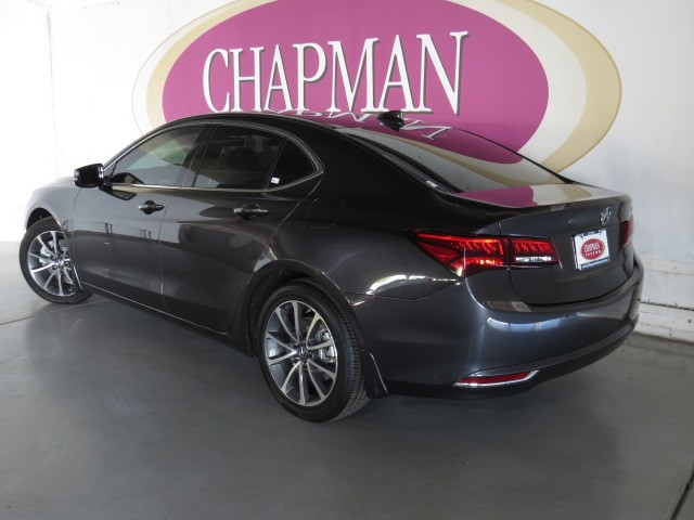 2015 acura tlx v6 tech pkg stock a1503460 chapman. Black Bedroom Furniture Sets. Home Design Ideas