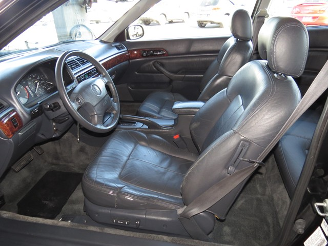 service manual auto air conditioning repair 1997 acura cl interior lighting 1997 acura cl 3. Black Bedroom Furniture Sets. Home Design Ideas