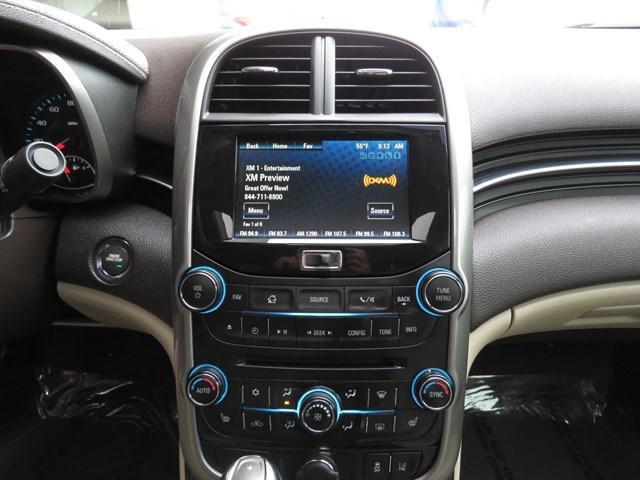 2015 Chevrolet Malibu LTZ – Stock #A2002260A