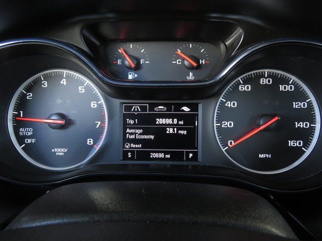 2019 Chevrolet Cruze LT – Stock #A2070300