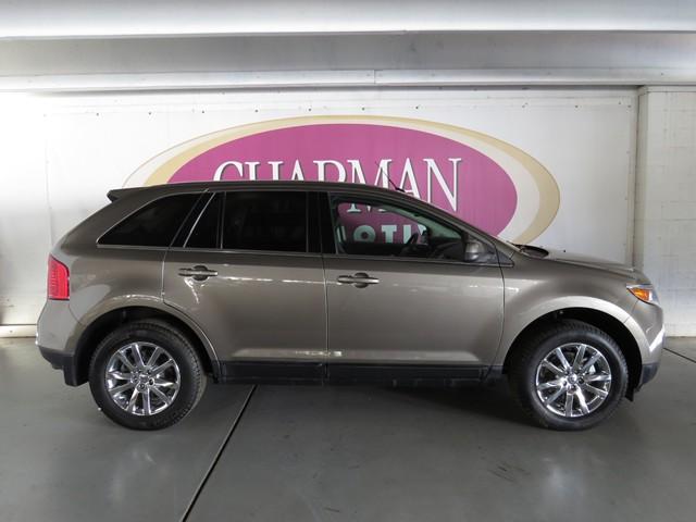 used 2014 ford edge limited stock ka157290 chapman automotive group. Black Bedroom Furniture Sets. Home Design Ideas