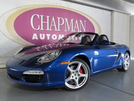 View the 2011 Porsche Boxster