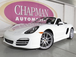 View the 2013 Porsche Boxster