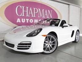 View the 2013 Porsche Boxster