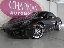View the 2014 Porsche Cayman