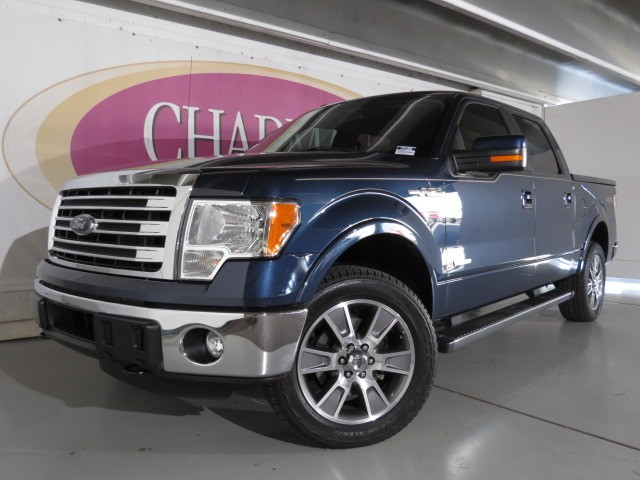 Auto For Sale Tucson Az: 2014 Ford F-150 Lariat SuperCrew 6.5ft Bed 4WD Used Cars