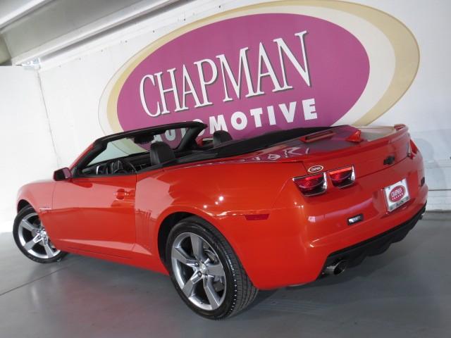 2011 Chevrolet Camaro SS in Tucson - Stock#D1503010B - Chapman Acura in Tucson Az