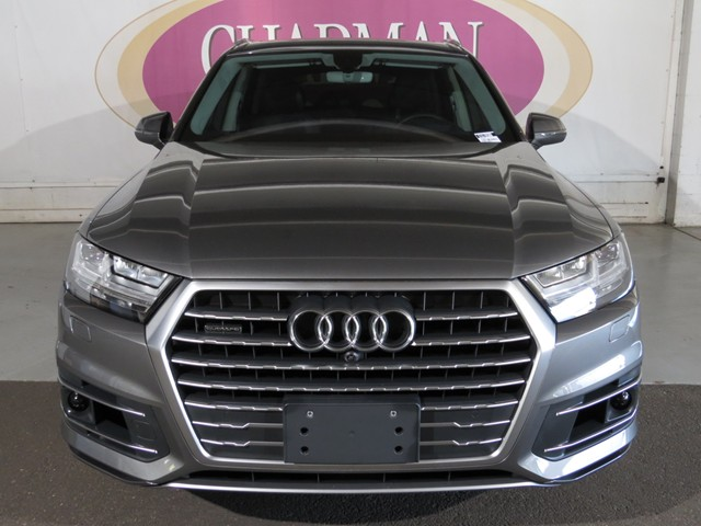 used 2017 audi q7 3 0t quattro prestige stock d1670900. Black Bedroom Furniture Sets. Home Design Ideas