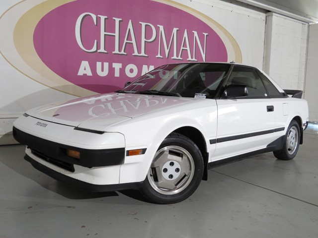 1985 Toyota MR2  Stock#:P1670130A