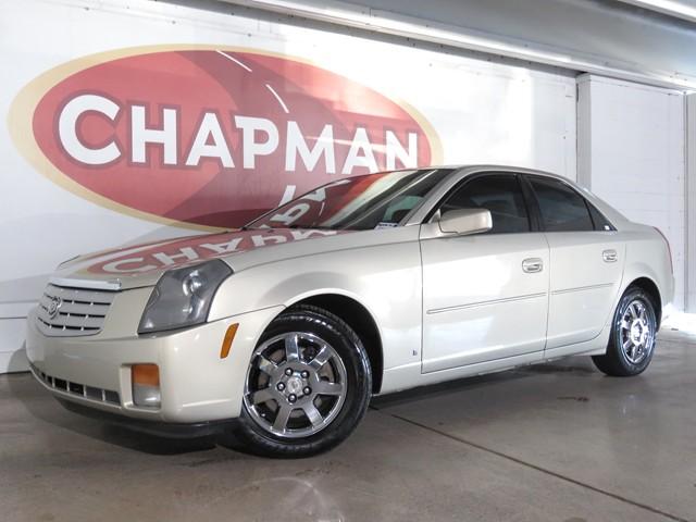2007 Cadillac CTS  – Stock #P1973020A