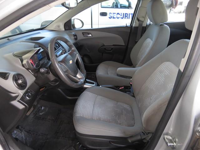 2012 Chevrolet Sonic LS – Stock #P2070330