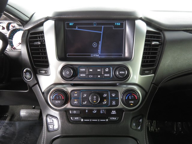 2016 Chevrolet Tahoe LTZ – Stock #P2071700A