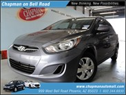 2013 Hyundai Accent GLS Stock#:CP58074
