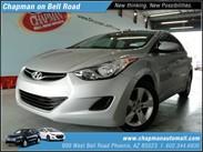 2013 Hyundai Elantra GLS Stock#:CP58097