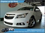 2014 Chevrolet Cruze LT Stock#:CP58251