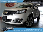 2014 Chevrolet Traverse LTZ Stock#:CP58257