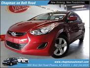 2013 Hyundai Elantra GLS Stock#:CP58323