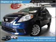 2013 Nissan Versa 1.6 SV Stock#:CP58442