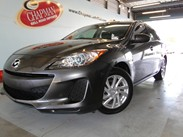 2012 Mazda MAZDA3 Grand Touring With Navigation and Black Leather Stock#:DZ15000A