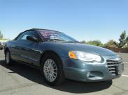 2005 Chrysler Sebring Conv Touring Stock#:H130020A