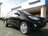 2013 Hyundai Tucson Limited Stock#:H130174