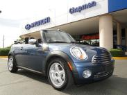 2009 MINI Cooper Convertible  Stock#:H130278A