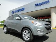 2013 Hyundai Tucson Limited Stock#:H130324