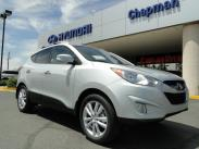2013 Hyundai Tucson Limited Stock#:H130329