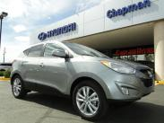 2013 Hyundai Tucson Limited Stock#:H130334