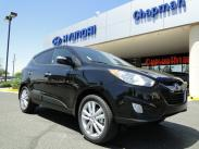 2013 Hyundai Tucson Limited Stock#:H130343