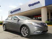 2013 Hyundai Sonata Turbo SE 2.0T Stock#:H130590