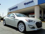 2013 Hyundai Genesis Coupe 3.8 Grand Touring Stock#:H130664