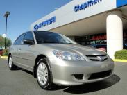 2005 Honda Civic LX Stock#:H131057A